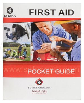 Eco Medix First Aid Kit Emergency Response Bag Fully Stocked (Black) by eco medix (Image #5)