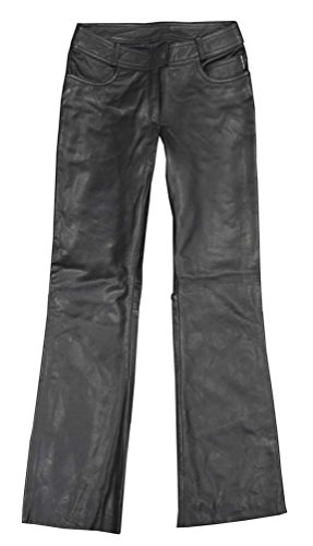 Leather Riding Pants Motorcycle - 7