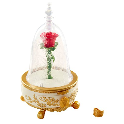 Disney Beauty & The Beast Enchanted Rose Jewelry Box Only $12.59 (Was $40)