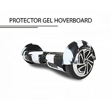 SABWAY Protector Silicona Blanco Patinete Auto Equilibrio 6 ...