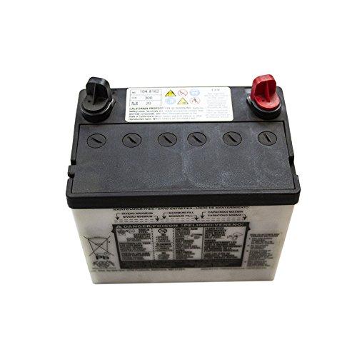 Exmark Battery-dry Part # 104-8162