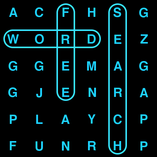 Word Search Free -