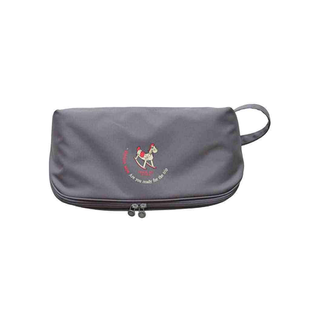 MUANI Sous vêtements imperméables Soutien gorge Lingerie de stockage Carry Bag Organisateur