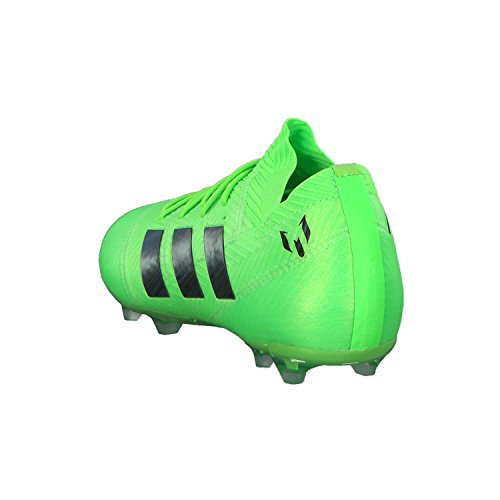 adidas Messi 18 Negbás Versol de Adulte Chaussures Nemeziz Football 000 J FG Mixte Vert 1 qwOwEr