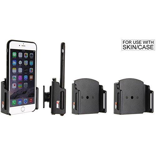 Brodit 511667 Gerä tehalter passiv Apple iPhone 6 Plus, 6S Plus, 7 Plus, X, XS und XS Max, einstellbar- (Breite: 75-89 mm, Tiefe: 2-10 mm) fü r Gerä te mit dü nner Schutzhü lle