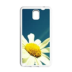 Generic Cell Phone Case For Galaxy Note 3 case Blooming Sunflower Pattern