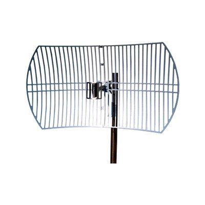 TP-Link 2.4GHz 24dBi Directional Grid Parabolic Antenna, N Female Connector, Weather Resistant (TL-ANT2424B) by TP-Link