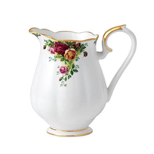 (Royal Albert Old Country Roses Tea Party Pitcher, Multi)
