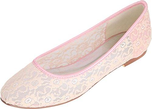 Sandales Nice Find Rose Femme Compensées Rose EU 36 5 w5wdqr1