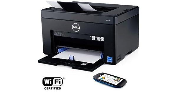 DELL Impresora láser Color Air Print con Cartucho de tóner ...