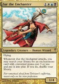 Magic: the Gathering - Zur the Enchanter - Coldsnap - ()