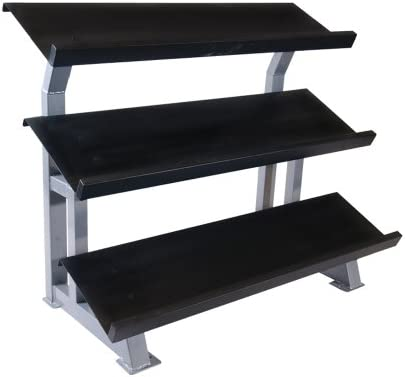 CAP Barbell 3 Tier Stadium Rack