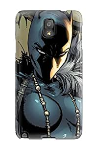 0H8WHSG3DKKN9GO2 Premium Black Panther Heavy-duty Protection Case For Galaxy Note 3