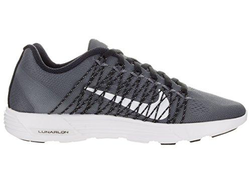 Nike Wmn Lunaracer + 3 Sneakers Gris (grigio Scuro / Bianco-nero)