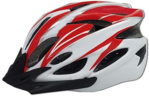FH サイクリングヘルメット、成人用ローラースケートヘルメット男女兼用自転車/スケート/スケートボード/スピードスケート用安全ヘルメット (Color : Blue)