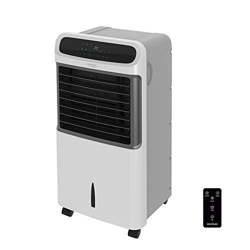 🥇 Cecotec Climatizador Evaporativo ForceSilence PureTech 6500. Doble Función Frio / Calor