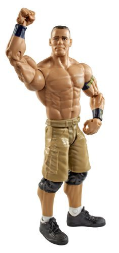 WWE (wrestling) John Cena John Cena figure (parallel import) by WWE
