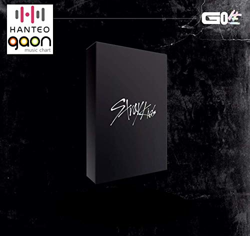 Stray Kids - Go Live (GO生) [Limited ver.] (1st Full Length Album) [Pre Order] CD+Photobook+Folded Poster+Pre Order Benefit+Others with Extra Decorative Sticker Set, Photocard Set