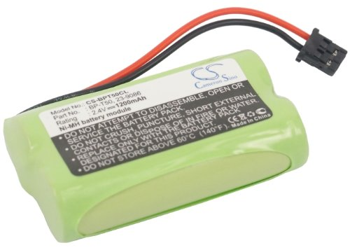 Replacement Battery Part No.BP-T50 for Sony SPP-N1000,SPP-N1001,SPP-N1003,Cordless Phone Battery