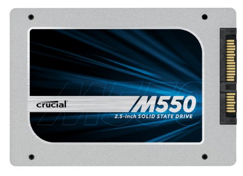 (OLD MODEL) Crucial M550 256GB SATA 2.5