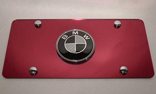 red and black bmw emblem - 4