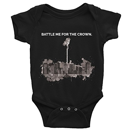 Jaci-Beverly Infant Battle Me - Apparel Jaci