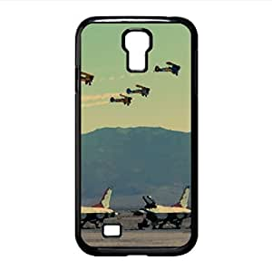 War Airplane 84 Watercolor style Cover Samsung Galaxy S4 I9500 Case