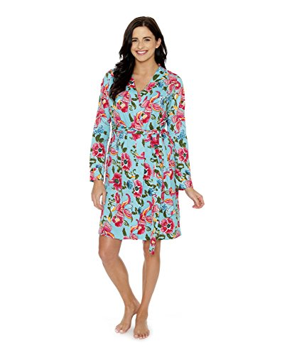 Baby Be Mine Maternity/Nursing Robe (S/M pre pregnancy 4-10, Isabelle)