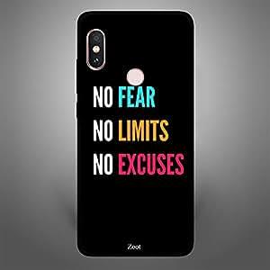 Xiaomi Redmi Note 5 Pro no Fear limits excuses