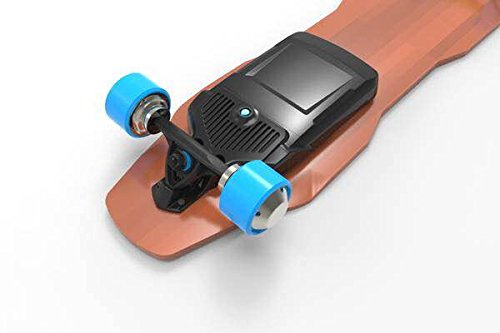 Price comparison product image Onan Electric Skateboard Booster 2000W DUAL HUB MOTOR with Swappable Battery Feature / 25mph / 15.5miles / 30% Grades
