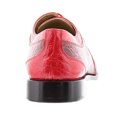 Red Men's Brutini Giorgio Heft Oxford 0YUCx