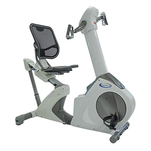 (HCI Fitness PhysioCycle XT Recumbent Bike with Arms)