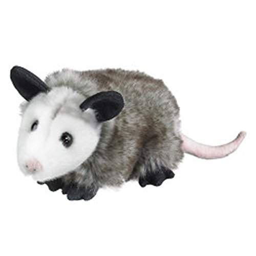 Wild Life Artist Opossum Stuffed Animal Conservation - Critter Conservation Plush