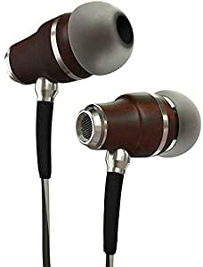 Amazon.com: Symphonized NRG 3.0 Earbuds Headphones, Wood