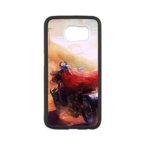 new novgorod Samsung Galaxy S6 Cell Phone Case Black xlb2-043887