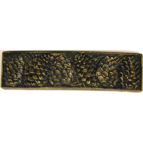 -681567 Pinecone Pull, Black/Bronze ()