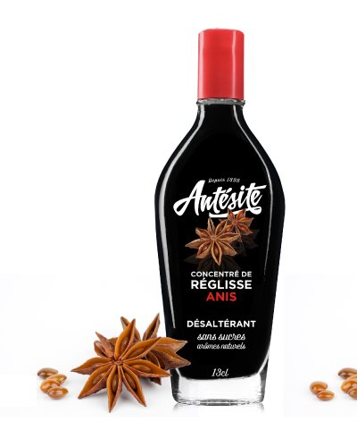 French Antesite Licorice Anis 13cl Case of 12 Units - Wholesale by Antesite