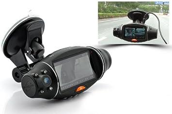 Bw Bwsc310 Auto Dvr Kamera Mit 2 7 Bildschirm Dreh Gps Position Und Tagessensor Navigation