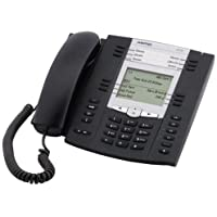 Aastra 6735i HD Audio and GigE, Expandable IP Telephone, No AC Adapter, Part A6735-0131-10-01