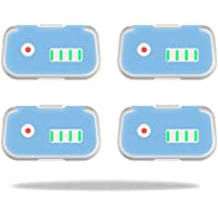 Skin For DJI Phantom 3 Drone Battery (4 pack) – New York | MightySkins Protective, Durable, and Unique Vinyl Decal wrap cover | Easy To Apply, Remove, and Change Styles | Made in the USA
