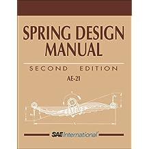 Spring Design Manual