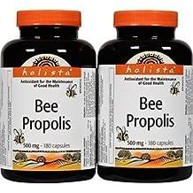 Holista® Bee Propolis 500 mg 2 x 180 capsules