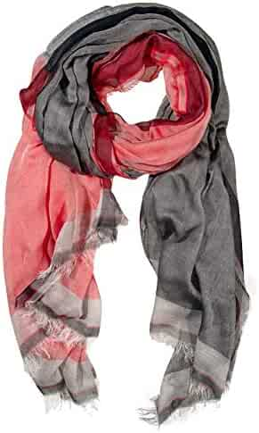 a0bf398a8f GIULIA BIONDI 100% made in Italy Eco-Friendly Scarf Natural Colors Shawl  Stole Wrap
