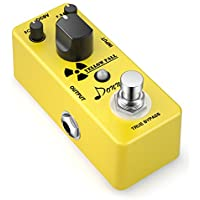 Donner Yellow Fall Vintage Pure Analog Delay Guitar...
