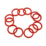 Midway Monsters GCVL-902 Small Ring Toss Rings, 12-Pack (2.125-Inch)