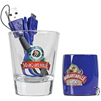 Margaritaville Bluetooth Sound Shot Mini Speaker - PURPLE