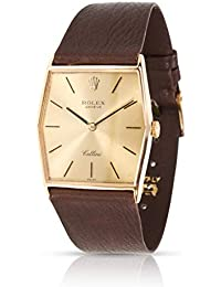 Cellini Mechanical-Hand-Wind Male Watch 4122 (Certified Pre-Owned)