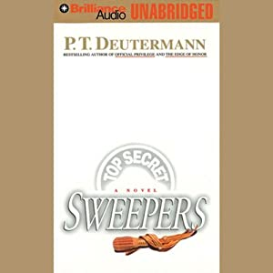 Sweepers Audiobook