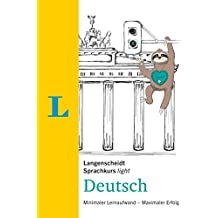 Deutsch für Faule - The German Language Course for Lazy Learners (English Edition)