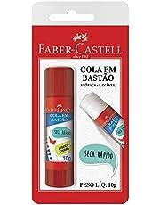 Cola em Bastão, Faber-Castell, SM/8110, 10g